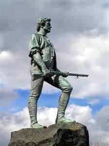 Capt. John Parker Statue
