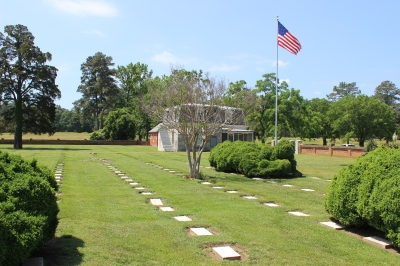Yorktown National Cemetery