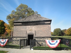 Fort Pitt blockhouse, only remaining structure from Fort Pitt