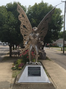The Mothman.