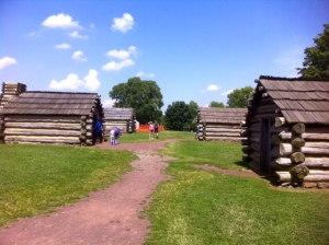 Restored Cabins