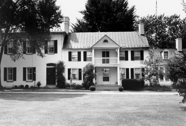 Springfield Farm, home of Otho Holland Williams (courtesy of HMDB.org)