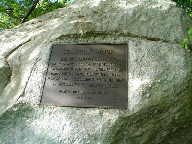 glover rock