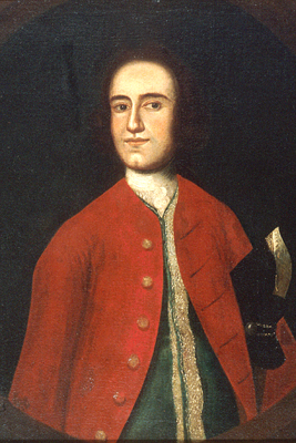 Lawrence Washington, half-brother to George Washington