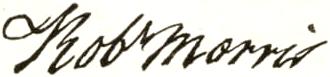 Robert_Morris_signature