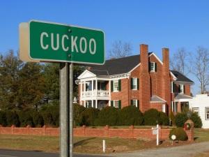 Cuckoo, VA