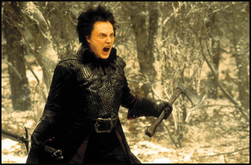 Christopher Walken famously played the Hessian who became the Headless Horseman in Tim Burton's Sleepy Hollow movie. In this retelling of the tale, the Hessian was killed in a skirmish in the winter of 1779.