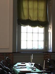 Indep Hall Window