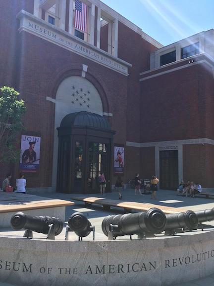 Museum of Amer Rev