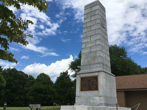 Cowpens Monument