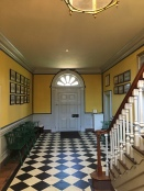 Front Hall (Author Photo)