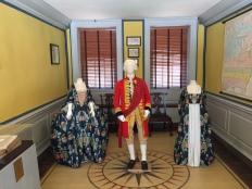 18th Century Dress (Author Photo)