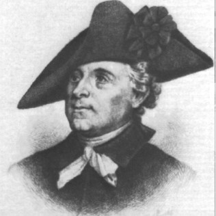 Issac Huger First Marshal of South Carolina