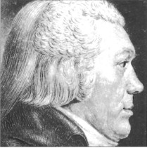 Lewis R Morris First Marshal of Vermont