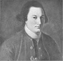 Nathanial Ramsay First Marshal of Maryland
