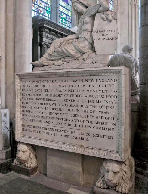 George, Viscount Howe