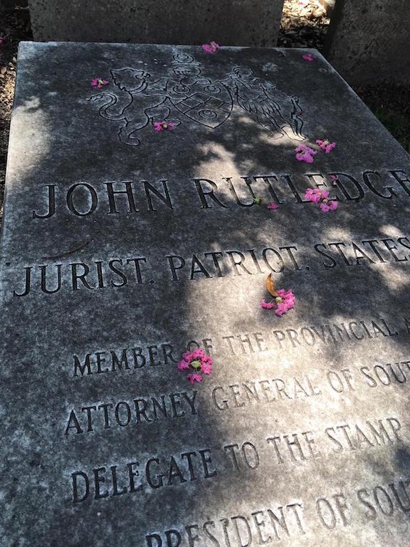 Rutledge Grave