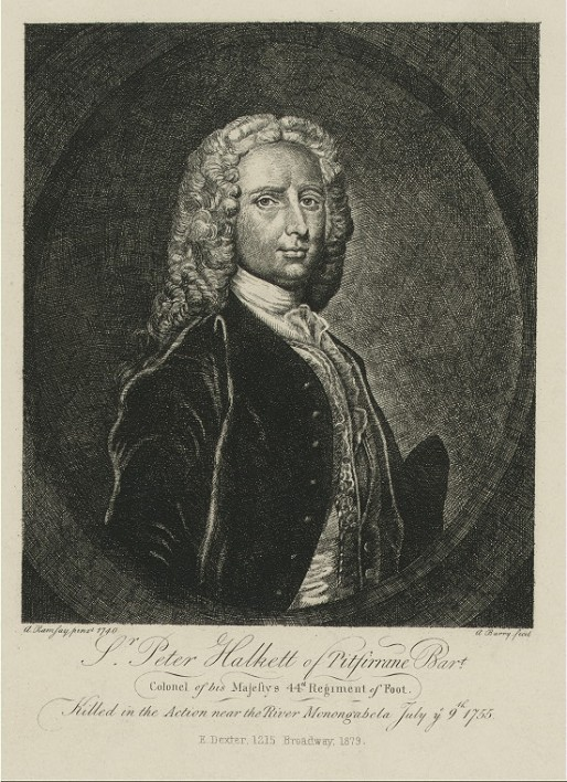 Sir Peter Halkett