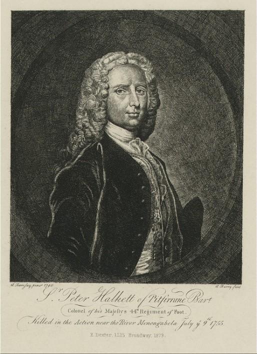 Sir Peter Halkett