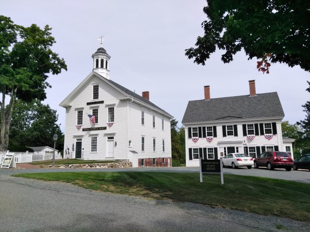 Castine Historical Society (Author_s photo)