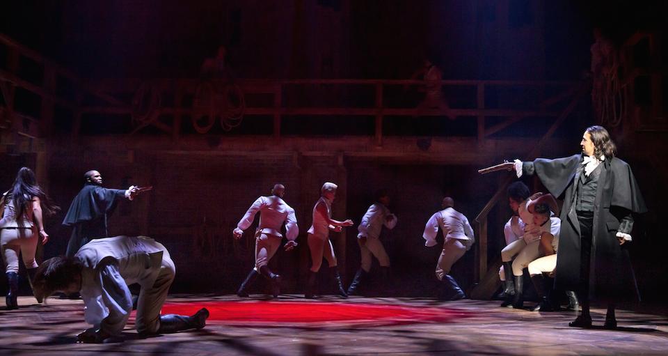 "Alexander Hamilton's ""First"" Duel | Emerging Revolutionary War Era"