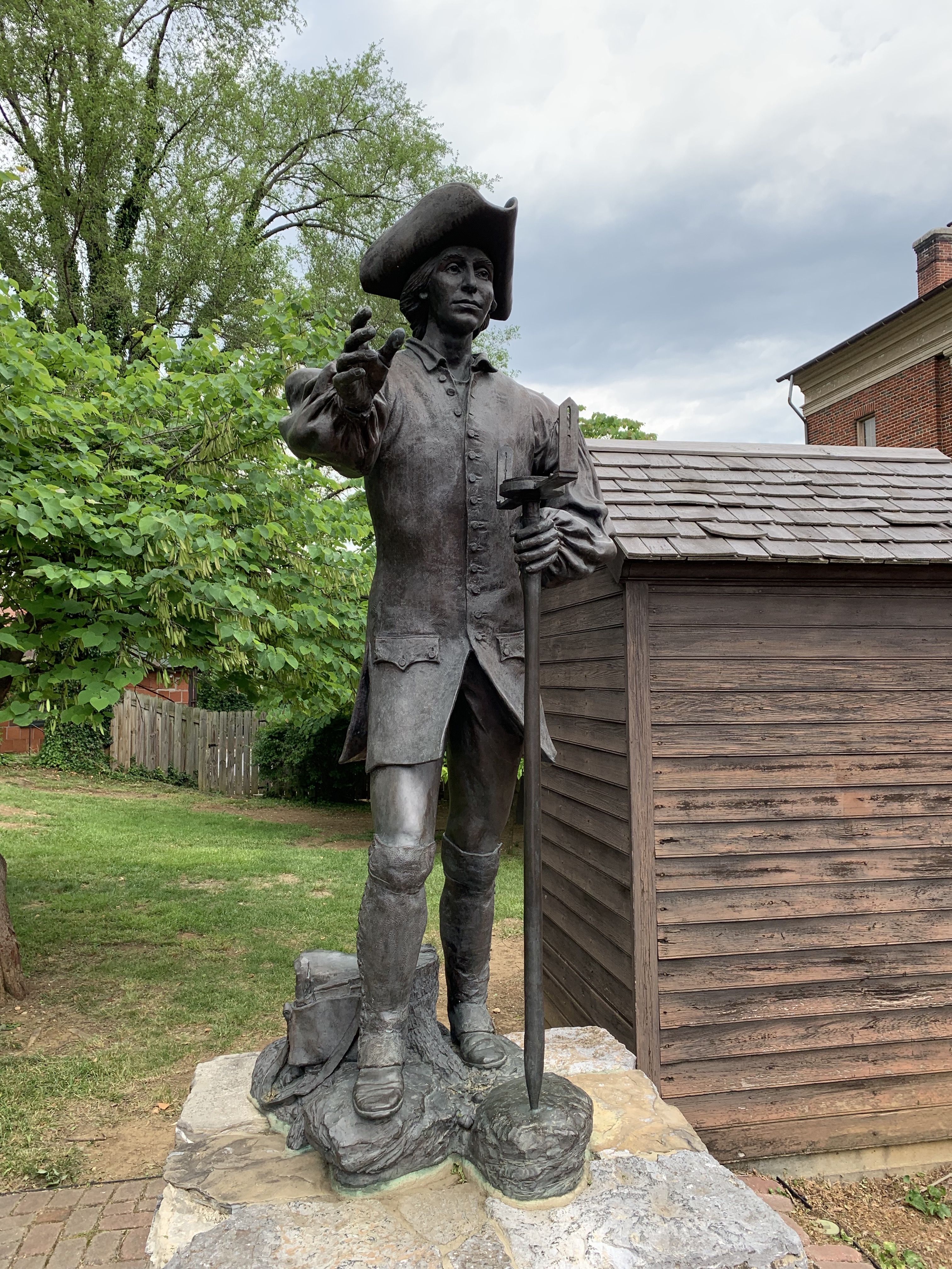 Helping Hands Of America >> George Washington, Daniel Morgan, and Winchester, Virginia on Memorial Day | Emerging ...