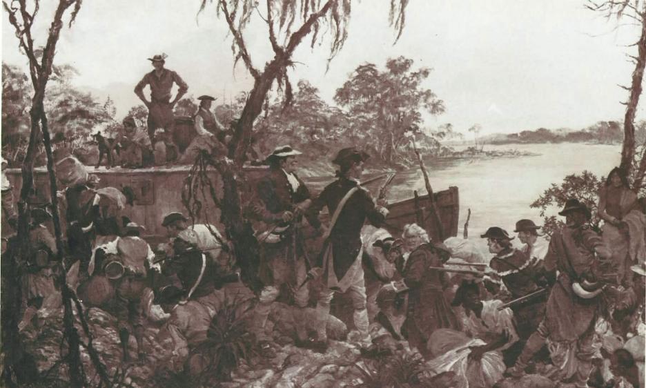 Willing's Mississippi Raid