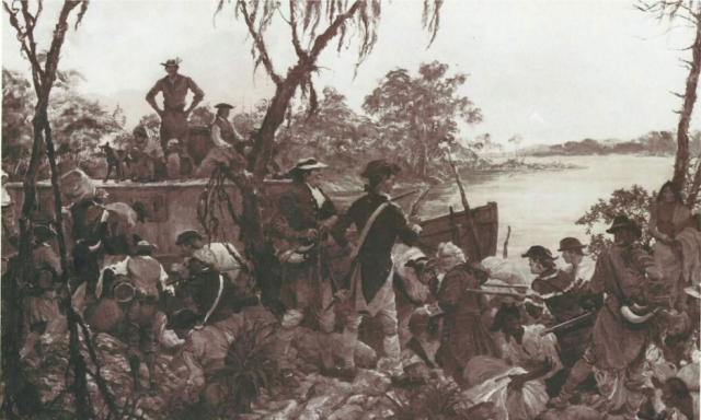 Willing's Mississippi Raid