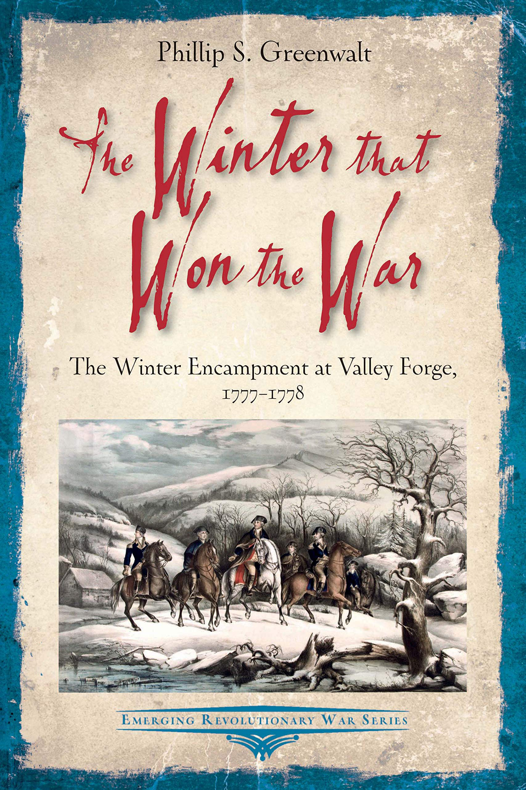 Marching Out of Valley Forge